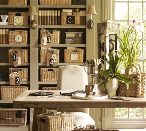 Decorating Bookshelves With Baskets by Decorative Baskets Inspiration For Using Them In Your