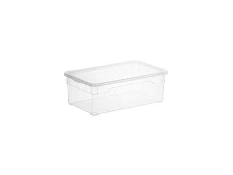 bo 238 te de rangement transparente petit mod 232 le clearbox vente de bo 238 te de rangement conforama