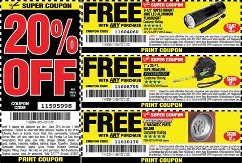 usa light coupon code harbor freight tools coupons broward living broward