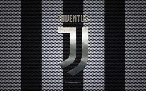 Download wallpapers Juventus FC logo, Italian football ...