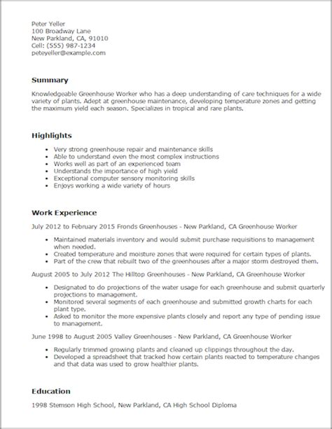 Lawn Care Technician Resume by Save Changes