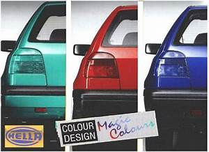 Hella Rückleuchten Golf 4 : heckleuchtensatz golf 3 magic colours rote r ckleuchten ~ Kayakingforconservation.com Haus und Dekorationen