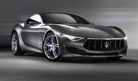 Fully Electric Sports Car by Maserati Looking At Electric Sports Car As Tesla Rival