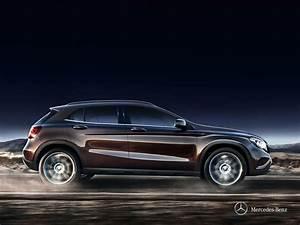 Nouveau Mercedes Gla : voiture neuve le mercedes gla le nouveau suv venue de stuttgart ~ Voncanada.com Idées de Décoration