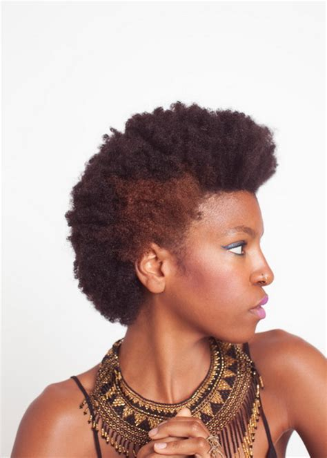 afro hairstyles for