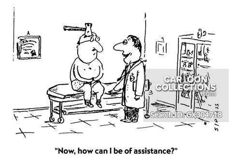 Emergency Rooms Cartoons