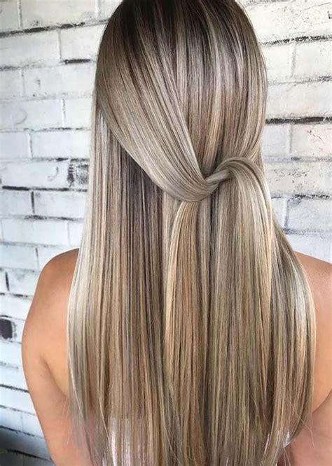 vanilla blond hair colors  long hairstyles