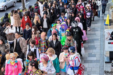 harajuku fashion walk   tokyo fashion news