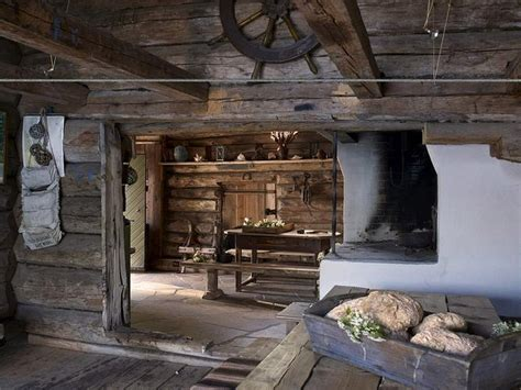 Any Little Log Cabin Would Do