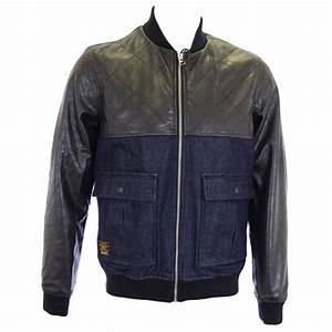 Voi Jeans Tuscan Jacket Raw Denim - Voi Jeans from N22 Menswear UK