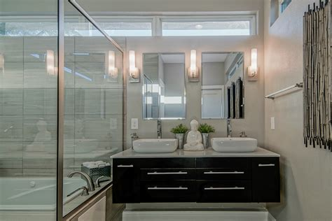 Contemporary Bathroom Lighting Images by 20 Beautiful Modern Bathroom Lighting Ideas 15201