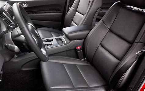 2011 Dodge Durango Captains Chairs by 2014 Dodge Durango Suv With 2nd Row Captain Chairs Autos