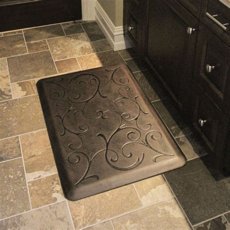 kitchen cushion floor mat canada image gallery kitchen comfort mats