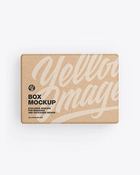 A wide variety of free mail kraft paper box options are available to you, such as paper type, custom order, and material. Kraft Paper Box Mockup. Present your design on this mockup ...