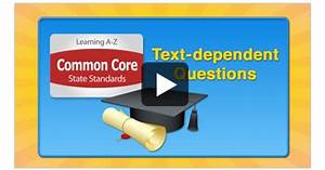 Learning A-Z websites emphasize the importance of text ...