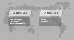 Dywidag Systems International Gmbh : dywidag system international gmbh manufacturer from okhla industrial estate phase 3 delhi ~ Frokenaadalensverden.com Haus und Dekorationen