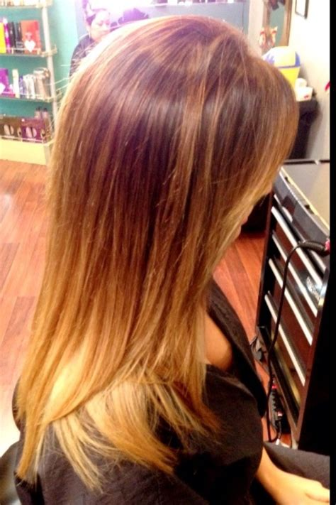 caramel  honey blonde highlights hair pinterest