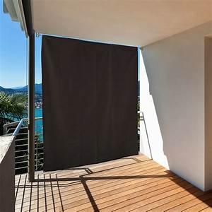 Sonnenschutz Für Den Balkon : balkon sonnenschutz anthrazit von g rtner p tschke ~ Michelbontemps.com Haus und Dekorationen