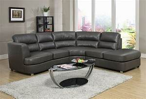Awesome Dark Gray Sofa With Sofa Angela Grey Leather Couch