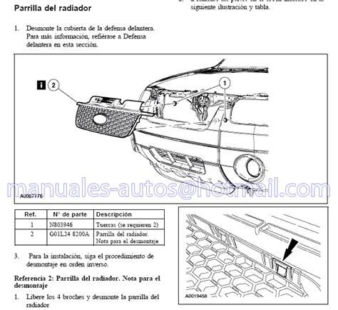 manual de reparacion ford escape
