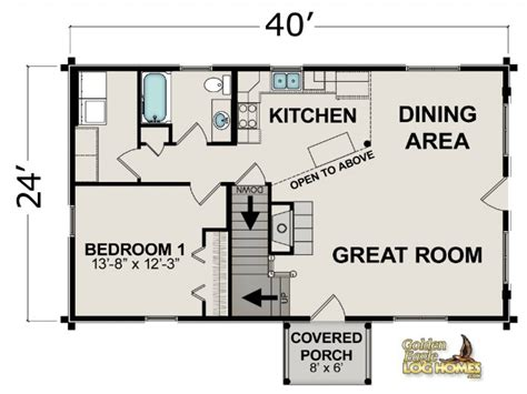 surprisingly small floor plans for new homes small log home floor plans southern log homes floor plan