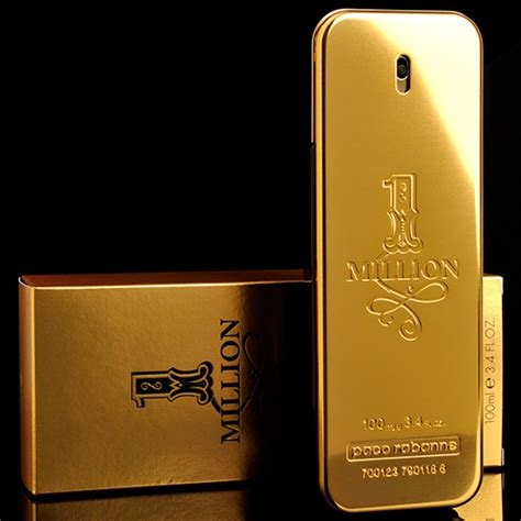 paco rabanne 1 million eau de toilette 100ml 3 4oz cologne homme perfume nib 42800008619 ebay