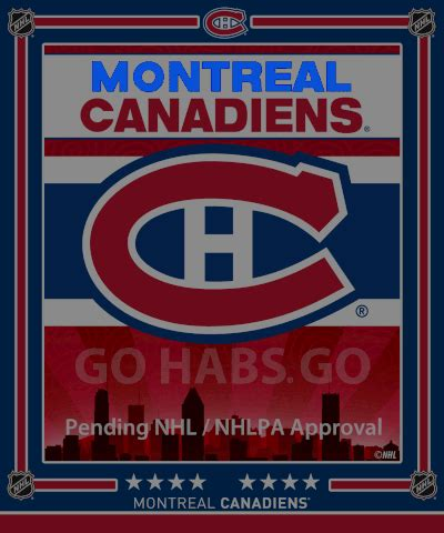 montreal canadiens gif find share  giphy