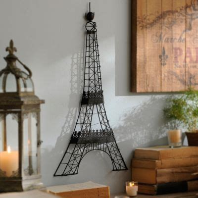 View our full selection of indoor lighting fixtures right here. Eiffel Tower Metal Wall Plaque | Paris room decor, Paris wall decor, Paris rooms