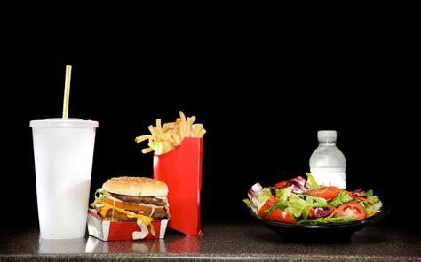 calories   junk  healthy food video