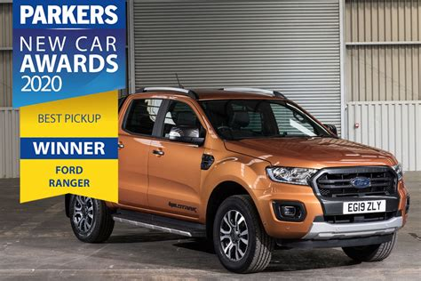 Parkers van and pickup award winners 2020 | Parkers