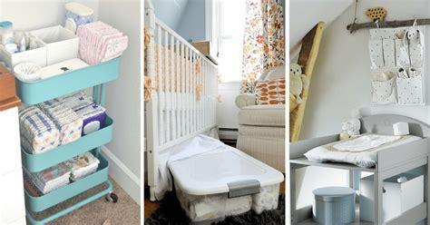 aménager chambre bébé 17 astuces pour aménager ranger décorer la chambre de