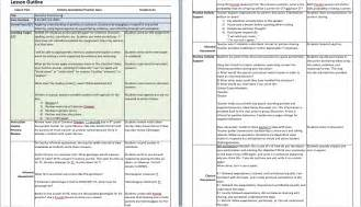 edtpa templates p1 practice intentional inquiry and planning internship reflection metamorphosis