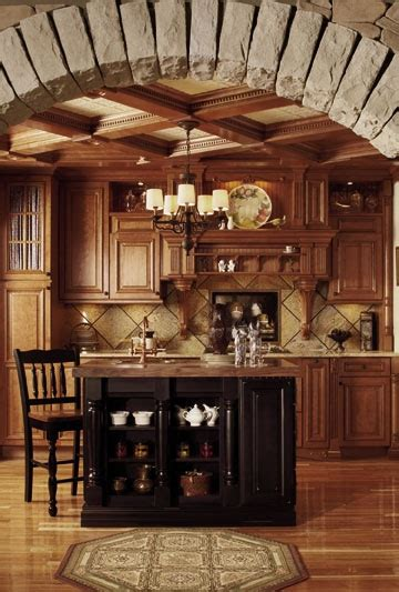 ideas  wellborn cabinets  pinterest wall bar penny wall  stained kitchen cabinets