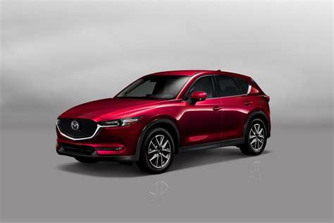 2017 Mazda CX-5 Starts Production, Japanese On-Sale Date ...