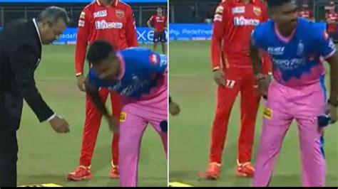 IPL 2021, RR vs PBKS: Sanju Samson keeps coin in his ...