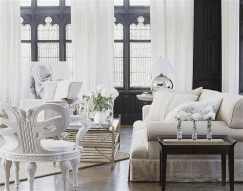 Showhouse Rooms Bathed White by New Home Interior Design Showhouse Rooms Bathed In White