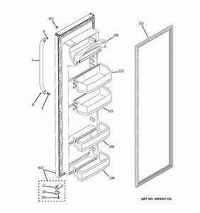 Ge Refrigerator C Series Parts