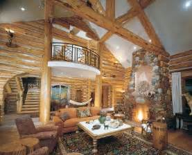 small log home interiors cabin decor howstuffworks