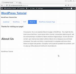 comfortable custom page template wordpress photos resume With how to make a template in wordpress