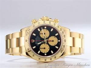 Rolex Uhr Herren Gold : rolex uhr daytona chronograph paul newman 116528 gold 750 cosmograph herrenuhr ebay ~ Frokenaadalensverden.com Haus und Dekorationen