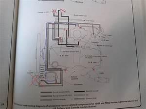 1985 Nissan Truck Wiring Diagram