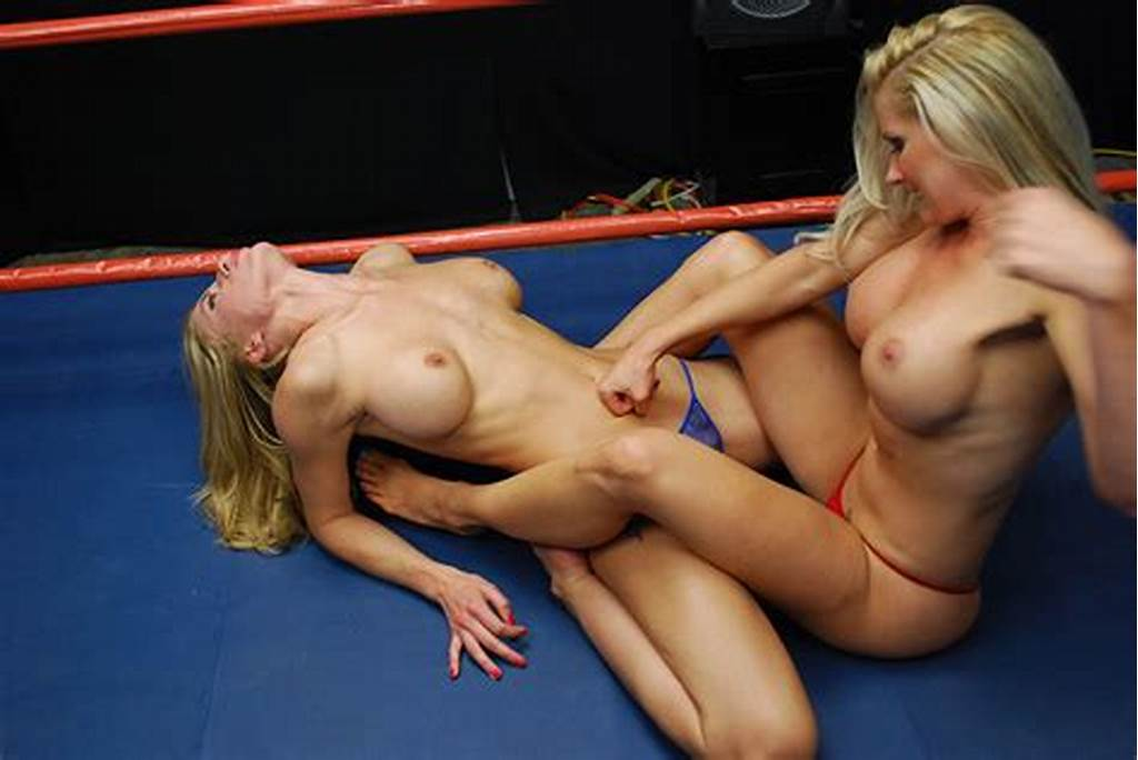 #Female #Topless #Ring #Wrestling
