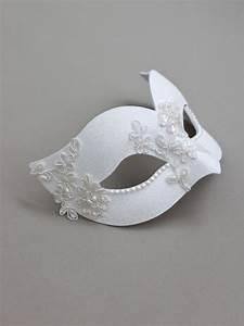 White Lace Masquerade Masks | www.imgarcade.com - Online ...
