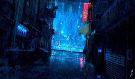 anime girl rain iphone wallpaper dark anime background scenery 183 download free stunning