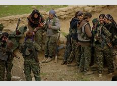 The YPJ Fighting Isis on the frontline Red Pepper