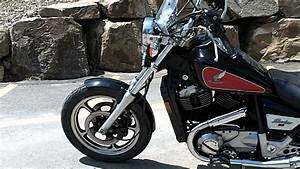 1985 Honda Shadow Vt1100