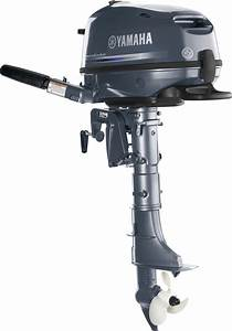 6 Hp Outboard Motor
