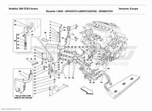 Ferrari 599 Gtb Fiorano Engine Parts At Atd