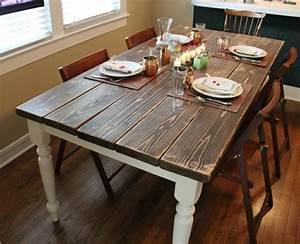 Kreative Tische Selber Machen : tisch selber bauen ber 80 kreative vorschl ge ~ Markanthonyermac.com Haus und Dekorationen