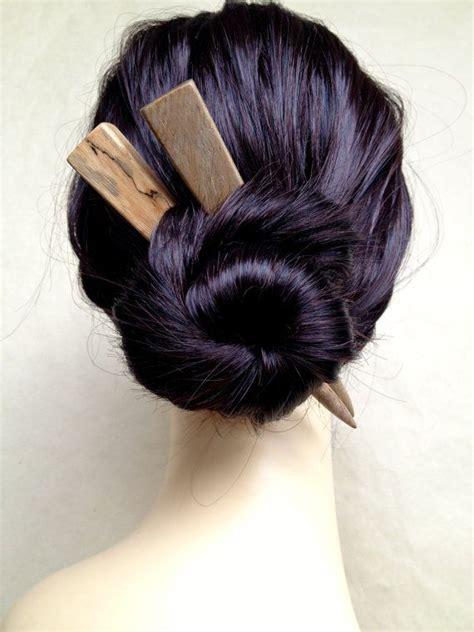 hair sticks styles 25 best ideas about chopstick hair on hair 3327